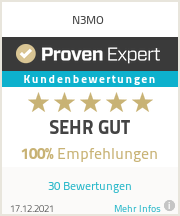 Erfahrungen & Bewertungen zu N3MO