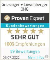 Erfahrungen & Bewertungen zu Griesinger + Löwenberger OHG
