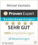 Erfahrungen & Bewertungen zu Michael Vasiliadis