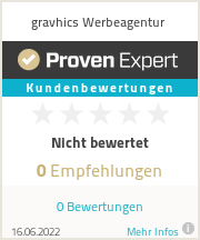 Erfahrungen & Bewertungen zu gravhics Werbeagentur