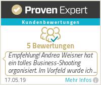Erfahrungen & Bewertungen zu Andrea Weisner PR