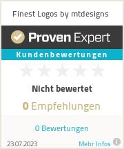Erfahrungen & Bewertungen zu Finest Logos by mtdesigns
