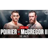 McGregor vs Poirier 2 Live Stream Free Fight On Reddit Tv