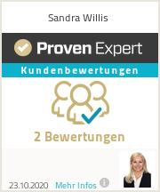 Erfahrungen & Bewertungen zu Sandra Willis