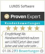 Erfahrungen & Bewertungen zu LUNDS Software