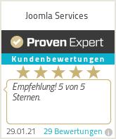 Erfahrungen & Bewertungen zu Joomla Services