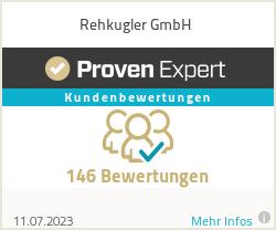 Erfahrungen & Bewertungen zu Rehkugler GmbH