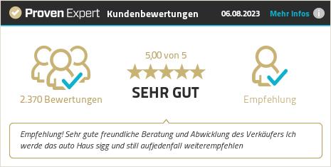 Erfahrungen & Bewertungen zu Automobilforum Sigg & Still GmbH anzeigen