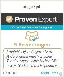 Erfahrungen & Bewertungen zu SugarEpil