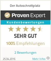Erfahrungen & Bewertungen zu Der Autoschrottplatz