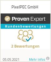 Erfahrungen & Bewertungen zu PixelPEC GmbH