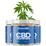 Grown MD CBD Gummies Reviews | GrownMD CBD Gummies