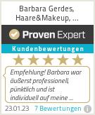 Erfahrungen & Bewertungen zu Barbara Gerdes, Haare&Makeup, Brautstyling