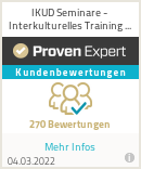 Erfahrungen & Bewertungen zu IKUD Seminare - Interkulturelles Training & Trainerausbildung