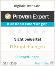 Erfahrungen & Bewertungen zu digitale-infos.de