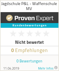 Erfahrungen & Bewertungen zu Jagdschule P&L - Waffenschule MV