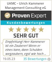 Erfahrungen & Bewertungen zu UKMC GmbH & Co. KG
