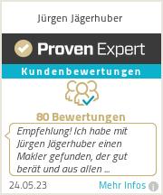 Erfahrungen & Bewertungen zu Jürgen Jägerhuber