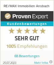Erfahrungen & Bewertungen zu RE/MAX-Ansbach
