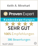 Erfahrungen & Bewertungen zu Keith A. Minehart