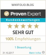 Erfahrungen & Bewertungen zu WIKIFOLIO.BLOG