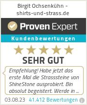 Erfahrungen & Bewertungen zu Birgit Ochsenkühn - shirts-und-strass.de