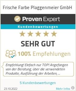 Erfahrungen & Bewertungen zu Arno Plaggenmeier GmbH