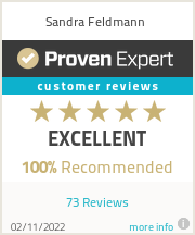 Erfahrungen & Bewertungen zu Sandra Feldmann