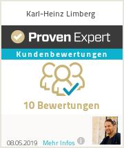 Erfahrungen & Bewertungen zu Karl-Heinz Limberg