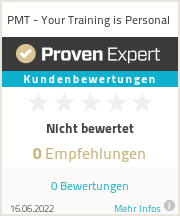 Erfahrungen & Bewertungen zu PMT - Your Training is Personal