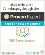Erfahrungen & Bewertungen zu akademie one | Verkehrspsychologische Praxis Joneleit
