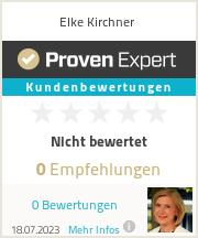 Erfahrungen & Bewertungen zu Elke Kirchner