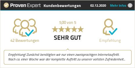 Erfahrungen & Bewertungen zu Internetservice Brandenburg anzeigen