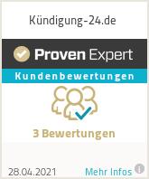 Erfahrungen & Bewertungen zu Kündigung-24.de