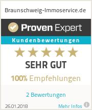 Erfahrungen & Bewertungen zu Braunschweig-Immoservice.de