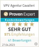 Erfahrungen & Bewertungen zu VPV Agentur Cavalleri
