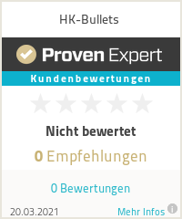 Erfahrungen & Bewertungen zu HK-Bullets
