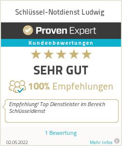 Erfahrungen & Bewertungen zu Schlüssel-Notdienst Ludwig