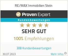 Erfahrungen & Bewertungen zu RE/MAX-Stein