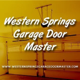 Western Springs Garage Door Master