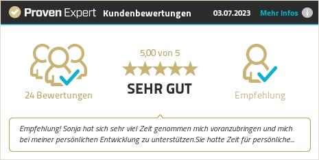 Kundenbewertungen & Erfahrungen zu Sonja May. Mehr Infos anzeigen.