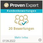 Erfahrungen & Bewertungen zu Datenschutz hoch 4 GmbH