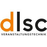 dlsc veranstaltungstechnik logo