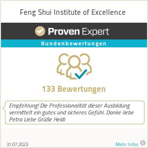 Erfahrungen & Bewertungen zu Feng Shui Institute of Excellence