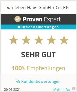Erfahrungen & Bewertungen zu wir leben Haus GmbH + Co. KG