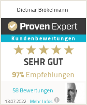 Erfahrungen & Bewertungen zu Dietmar Brökelmann