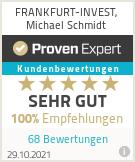 Erfahrungen & Bewertungen zu MICHAEL SCHMIDT private finance