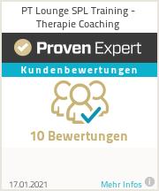 Erfahrungen & Bewertungen zu PT Lounge SPL Training - Therapie Coaching
