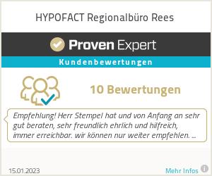 Erfahrungen & Bewertungen zu HYPOFACT Regionalbüro Rees