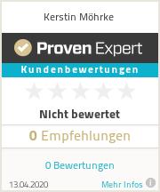 Erfahrungen & Bewertungen zu Kerstin Möhrke